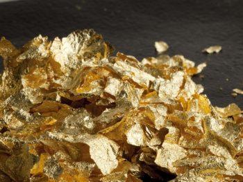 Edible Gold Flakes